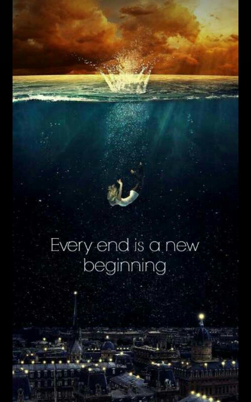 Every End Is A New Beginning Worthless New Beginnings