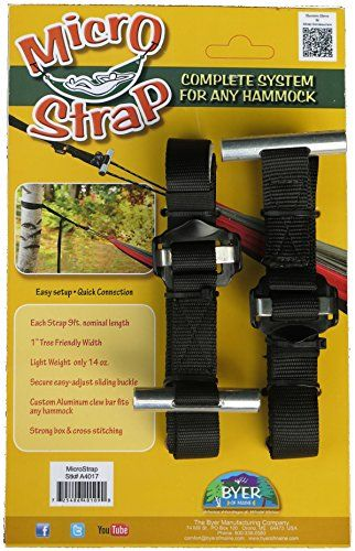 great camping hammock   byer of maine micro strap hang system two strapsbyer of maine micro great camping hammock   byer of maine micro strap hang system two      rh   pinterest