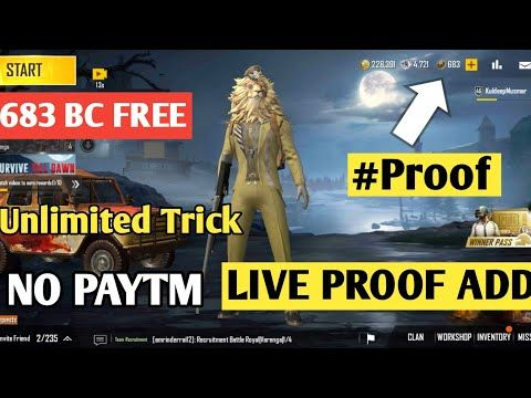 Pubg Lite 1000 Bc Daily Earn!! Free Bc App pubg mobile lite!! Pubg lite season 8 #pubglite - YouTube