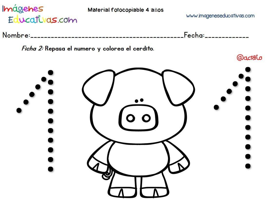 Cuadernillo Complementario Para 4 Anos Educacion Preescolar