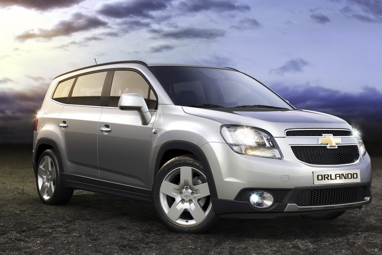 2012 Chevrolet Orlando Arrives In Canada Free Hd Wallpaper