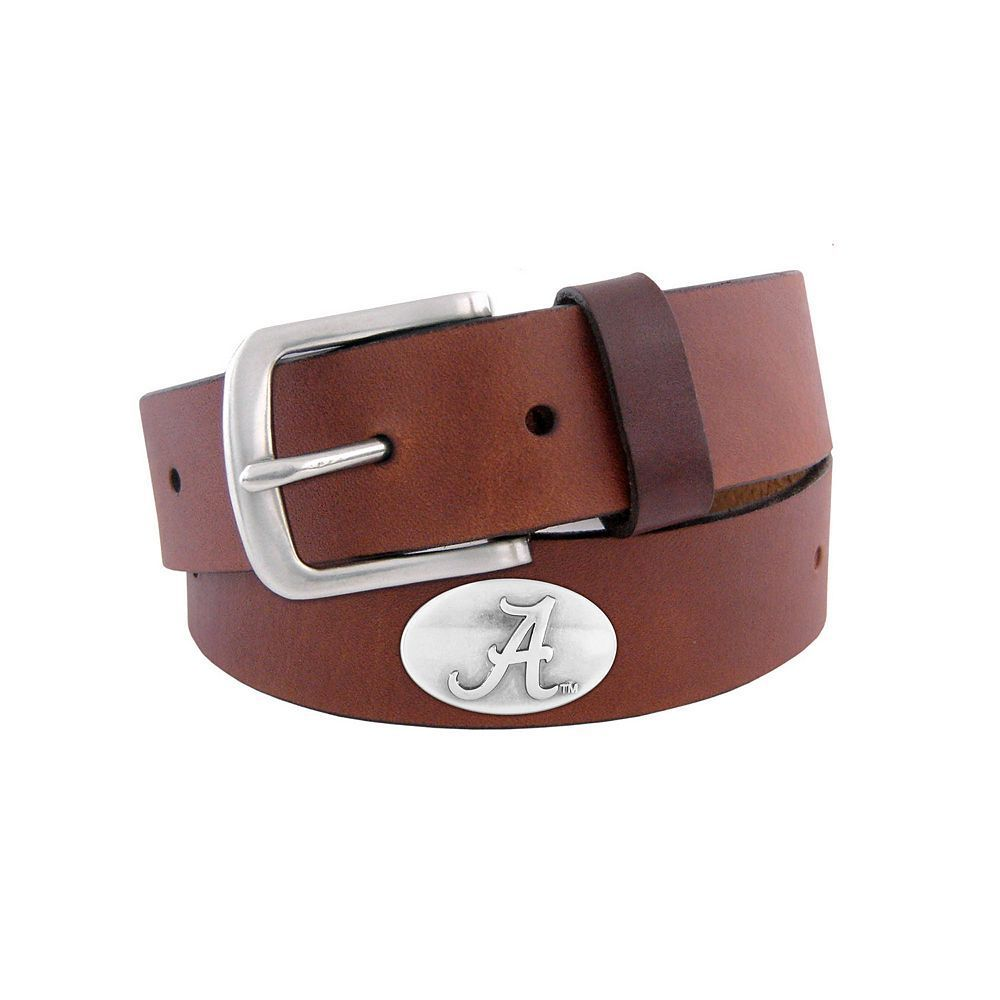 NCAA Kansas State Wildcats Zep-Pro Leather Concho Belt