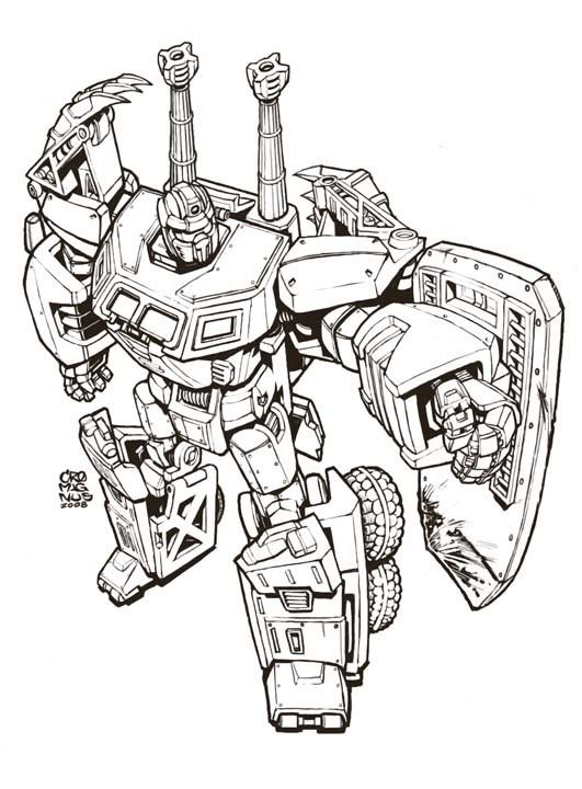 2d Artwork Classics 2 0 Onslaught Tfw2005 The 2005 Boards Transformers Artwork Transformers Coloring Pages Transformers Drawing