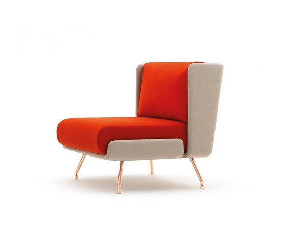 The Architecture & Associés Lounge Collection by Knoll ..