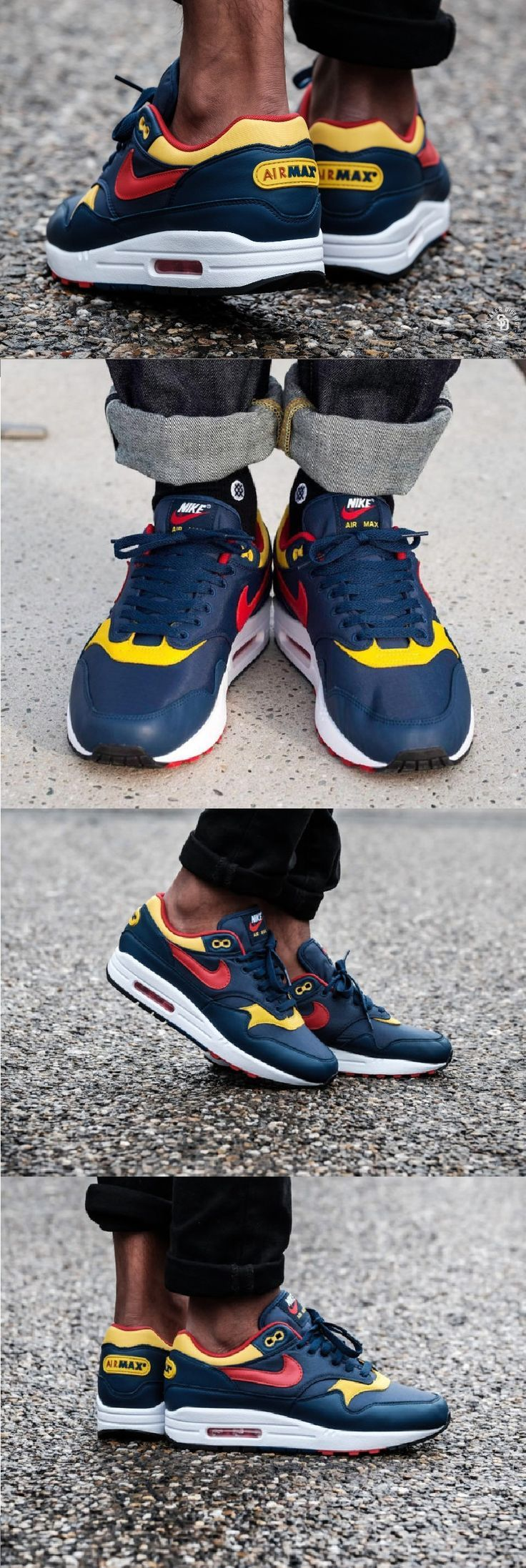low priced 559f0 b6fe1  Nike  Air  Max 1 PRM  Snow  Beach