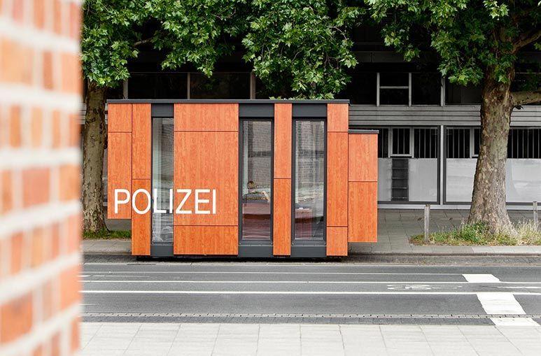 Polizeidienststelle Hannover