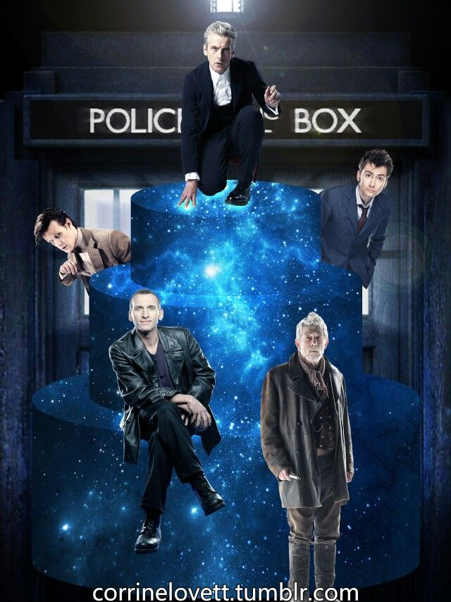 Doctor who < 3