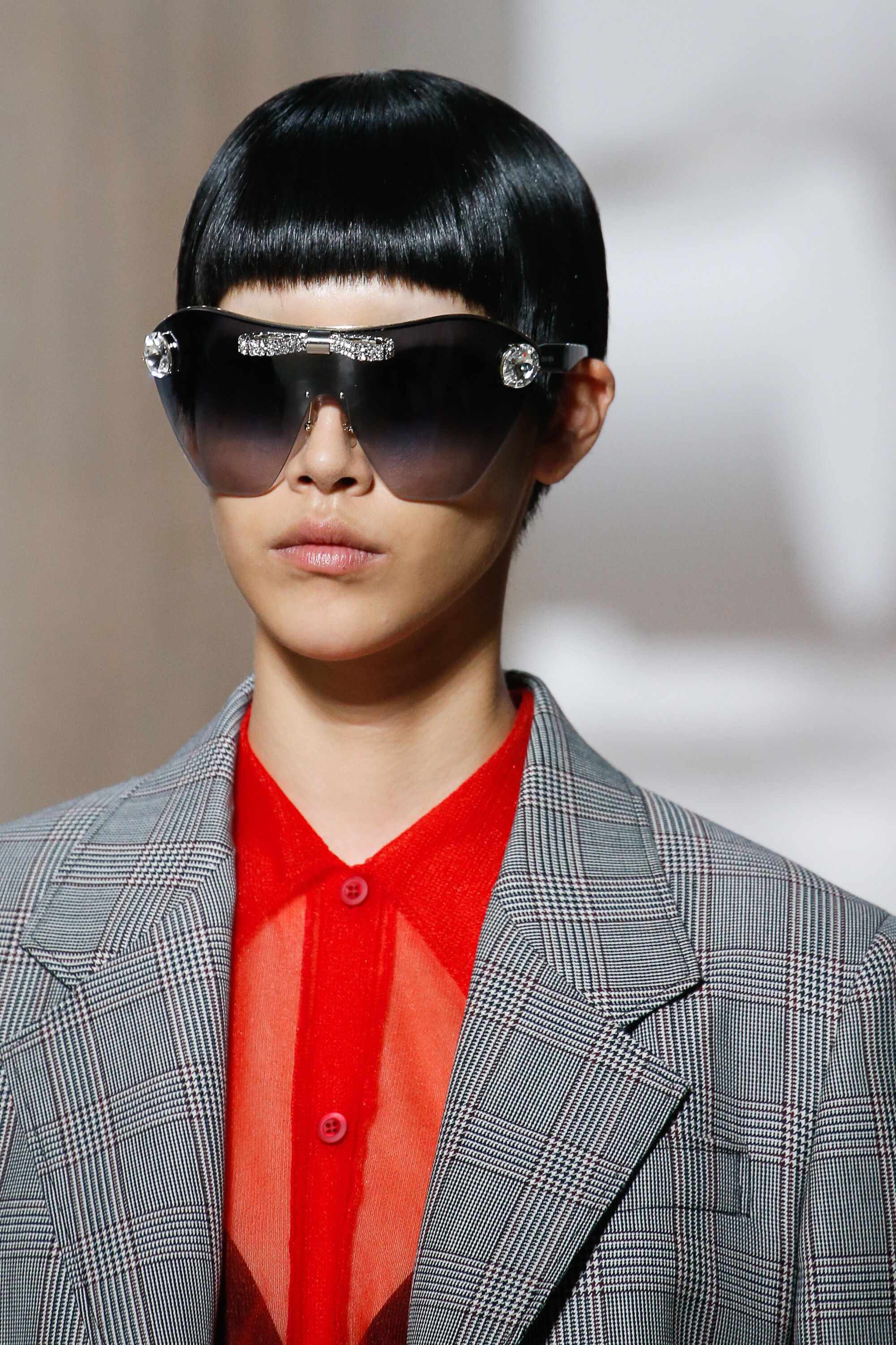 4b177e89e932 Miu Miu Spring 2019 Ready-to-Wear Fashion Show Details  See detail photos  for Miu Miu Spring 2019 Ready-to-Wear collection. Look 27
