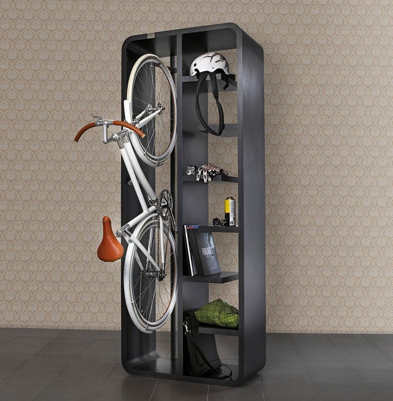 Charmant 20 Very Cool Bike Storage Ideas