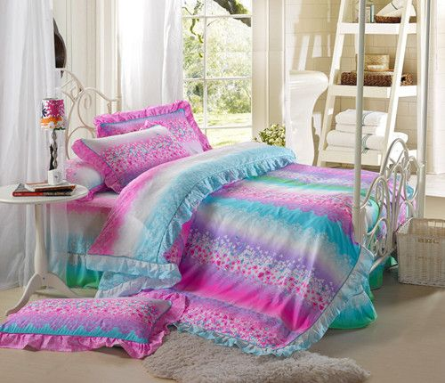 3 piece kidsteens twin reveresable comforter set pink for Housse futon walmart