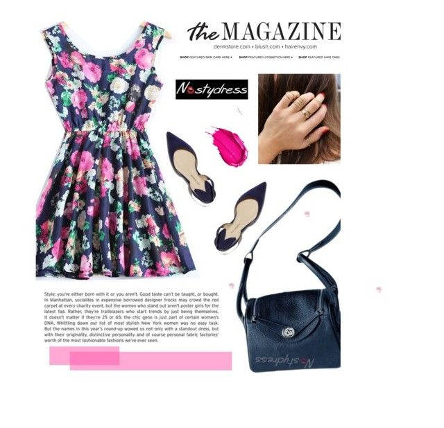 """Nastydress 45/5"" by merima-kopic ❤ liked on Polyvore featuring Paul Andrew, Urban Decay and nastydress"