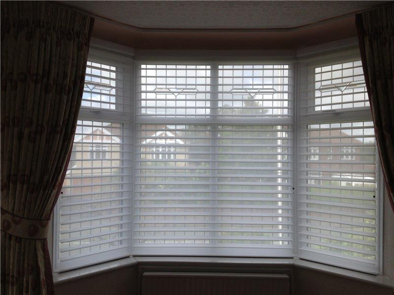 Blinds For Bay Windows Ideas In 2019 Bay Window Blinds