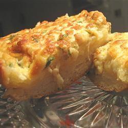 Stef's Super Cheesy Garlic Bread @ Allrecipes.com...this is SOOOO good!