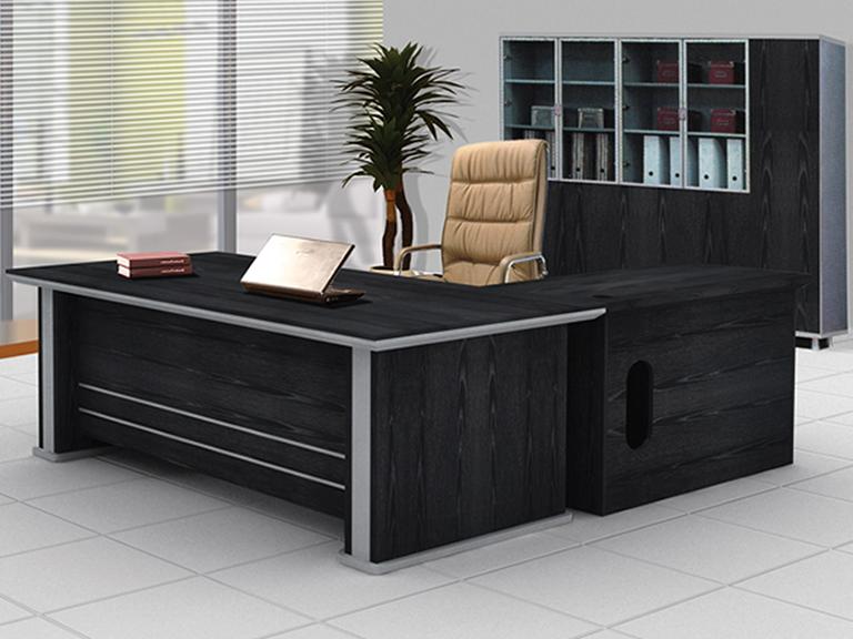 Escritorios luxury gr escritorios pinterest for Muebles para oficina estilo minimalista