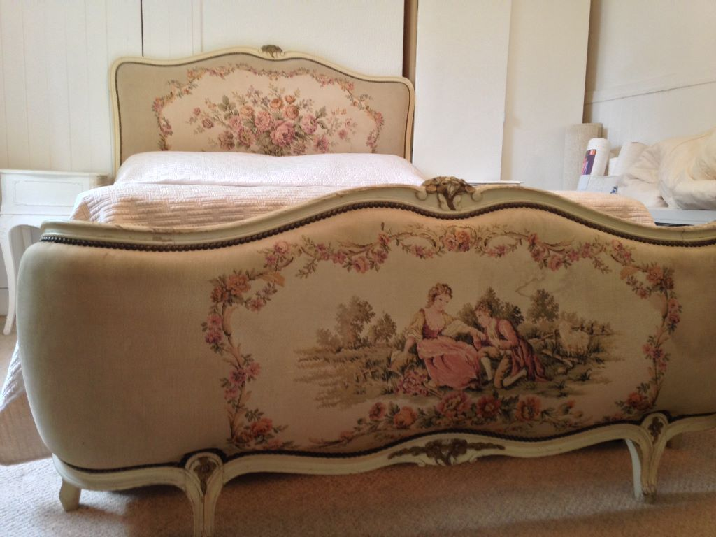 FRENCH DOUBLE BED. | Hertfordshire | Gumtree