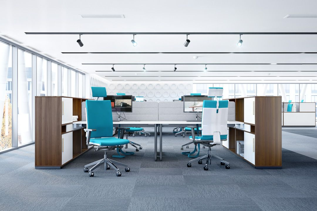 76 Of People Claim That An Office With A Non Standard Fit Out Has An Influence On Work Efficiency So Modern Office Design Inspiring Spaces Office Inspiration