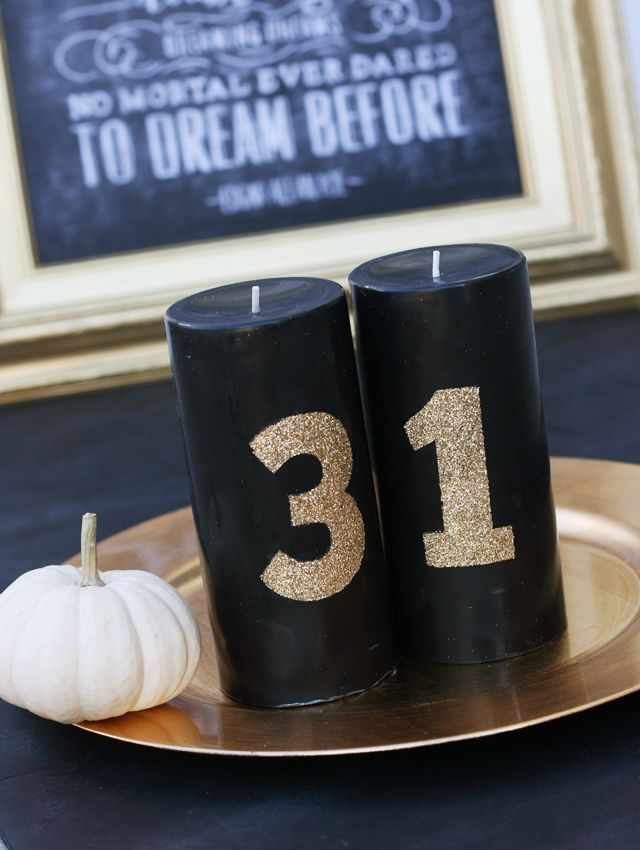 20+ Halloween Ideas \u2013 Decor, Gifts, Printables and More! Seasons - cheap halloween decor ideas