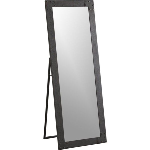 Crate Barrel Elgin Floor Mirror Floor Mirror Cool Floor Lamps Over The Door Mirror