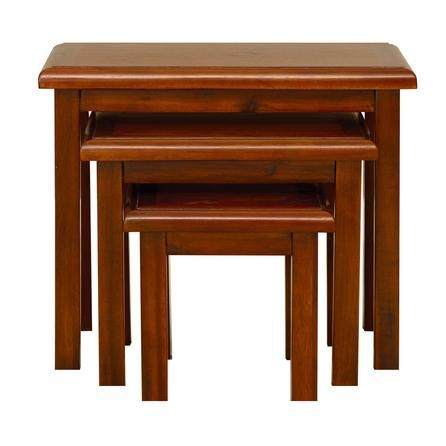 Winchester Acacia Dark Wood Nest of Tables   Dunelm. Winchester Acacia Dark Wood Nest of Tables   Dunelm   Living room