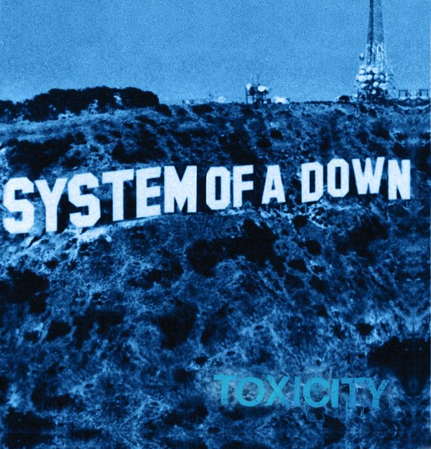 Toxicity A Song By System Of A Down On Spotify Music Pinterest