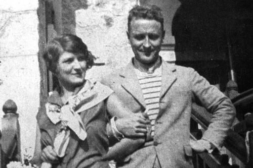 zelda and f scott fitzgerald absolutely obsessed and in