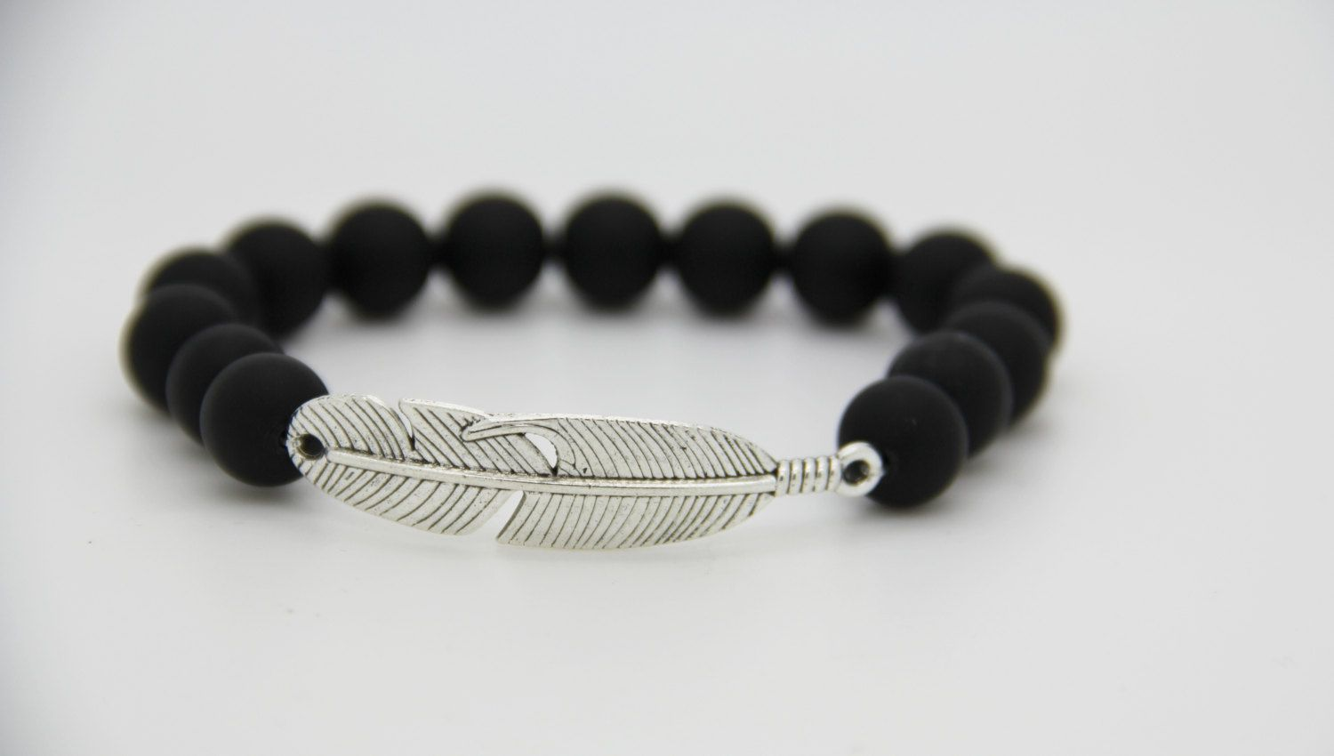 """10 X 7.5/"""" BLACK LEATHER BRACELETS OR 17.5/"""" NECKLACES,READY MADE MAKE JEWELLERY"""