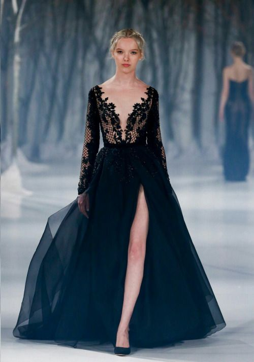 Paolo Sebastian Haute Couture A/W 2016 - Inivie Ready to Haute ...
