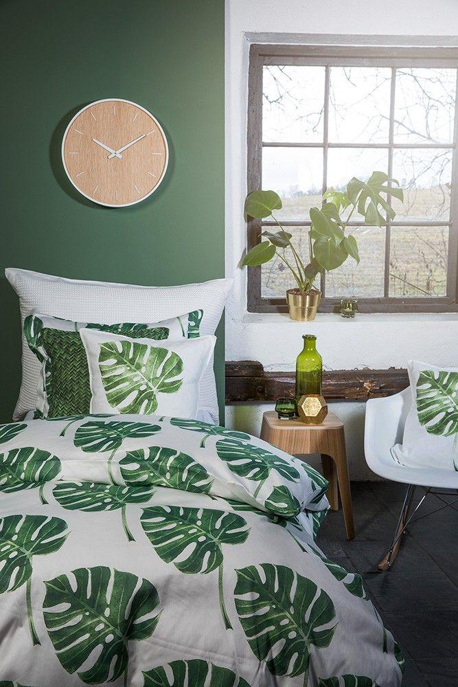 Oprindeligt Turiform sengetøj Audun grøn - New Nordic Style | Ting, jeg vil købe FA38