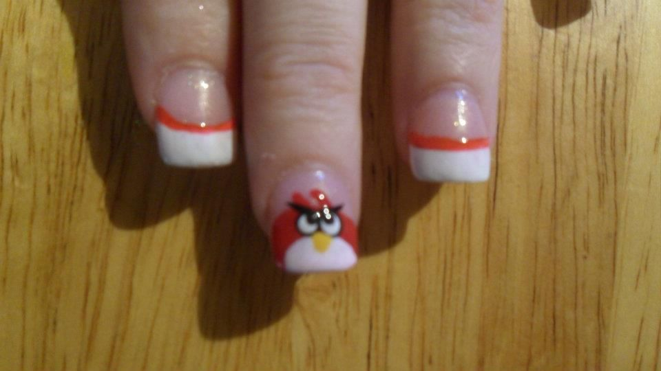 Angry Bird French 2