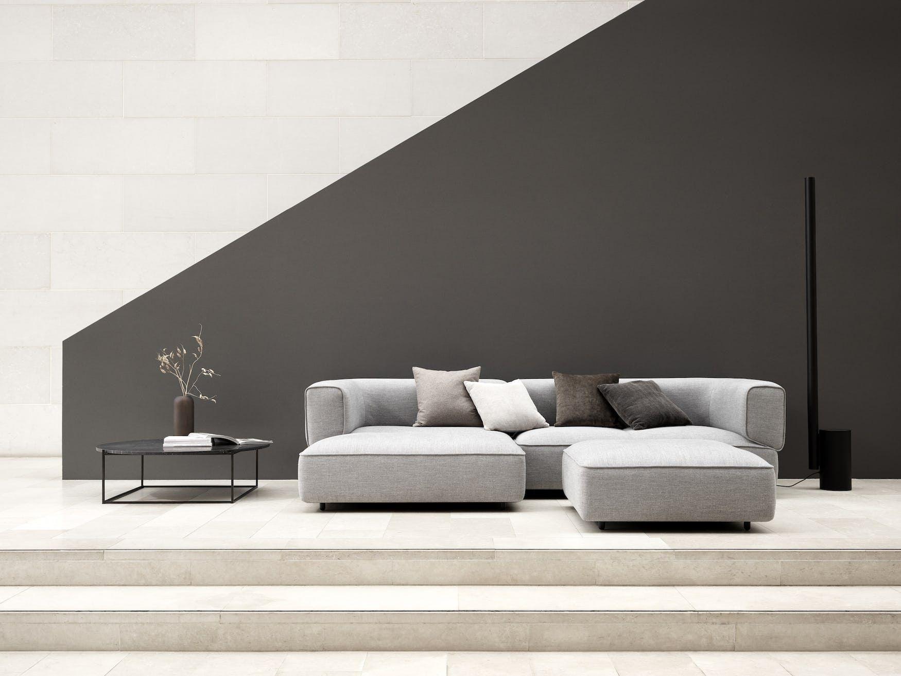 Poff Sofa By Wendelbo In 2020 Contemporary Furniture Design Sofa Design Contemporary Furniture