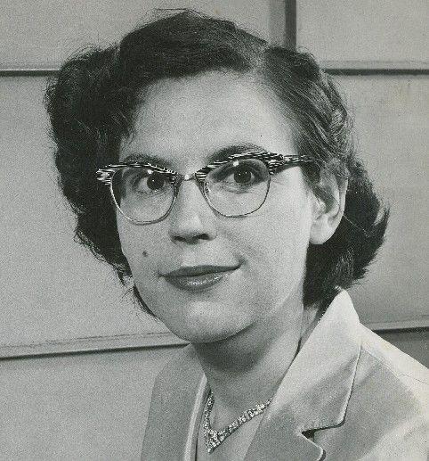 Mary Sherman Morgan, America's first female rocket scientist.