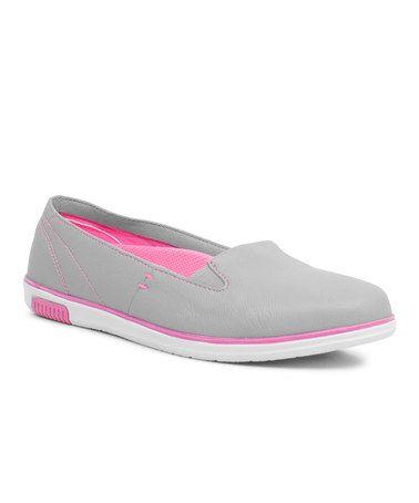 Another great find on #zulily! Sugar Plum Slip-On Sneaker by FILA #zulilyfinds