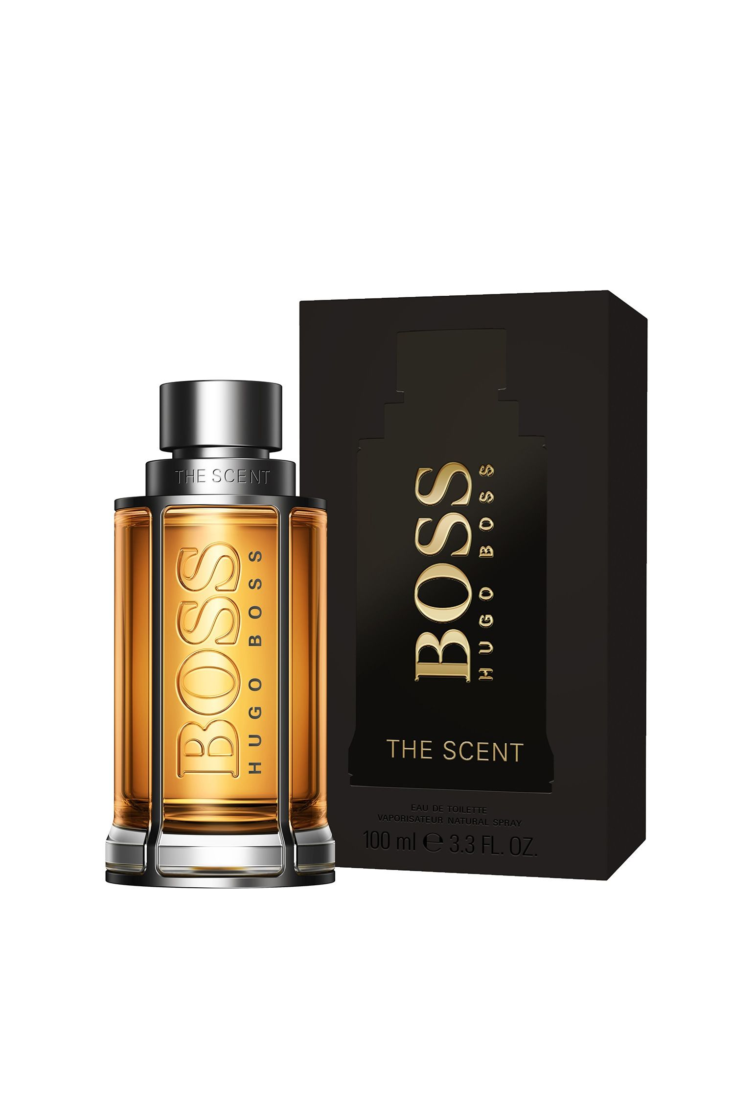 85e8cff7a Eau de Toilette  BOSS THE SCENT  100 ml