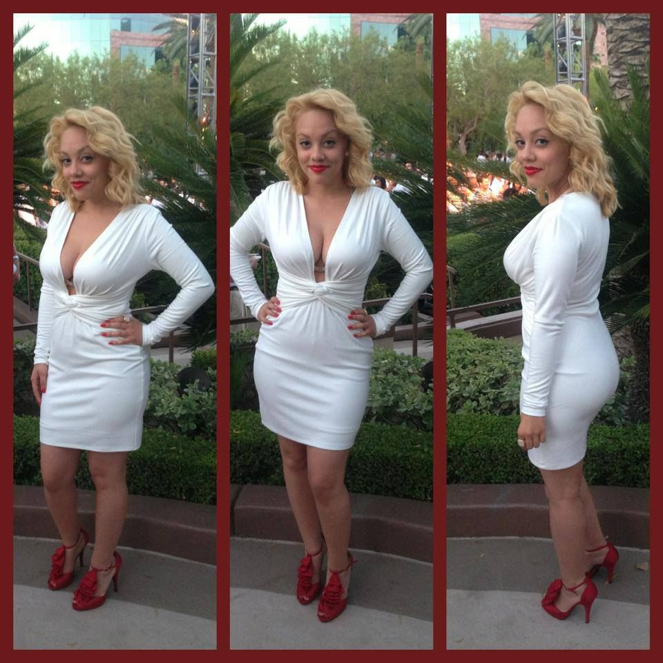 All White Party In Vegas Worked Hard To Wear This Dress Dress Up All White Party Dresses [ 960 x 960 Pixel ]