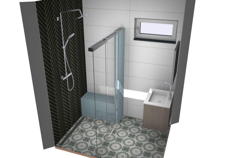 Badkamer ideeen kleine badkamer ~ consenza for . | Decor...Bathroom ...