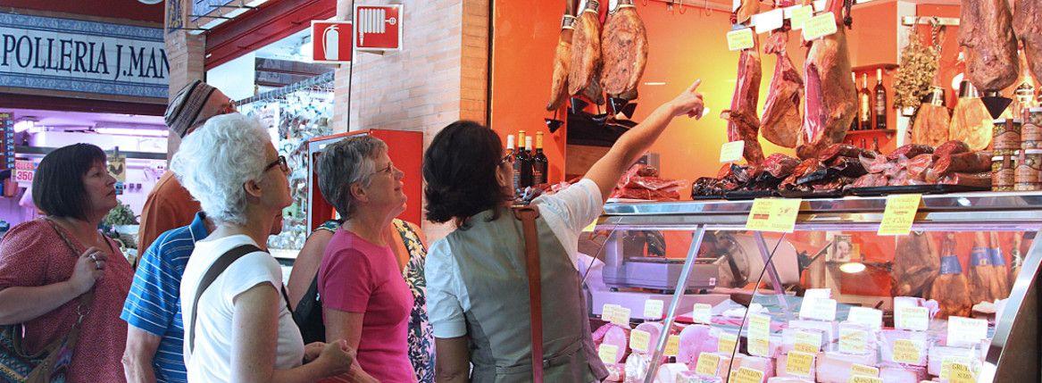 Taller andaluz de cocina cooking school in seville spain pinterest seville spain and tours - Taller de cocina sevilla ...