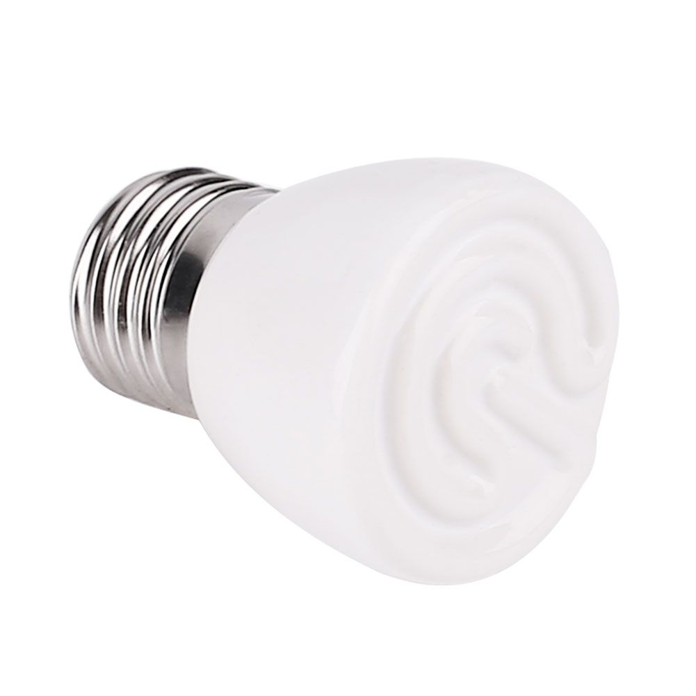 E27 Ac220 230v 100w Ceramic Emitter Reptile Brooder Heating Light Bulb Lamp Light Bulb Lamp Lamp Light Light Bulb