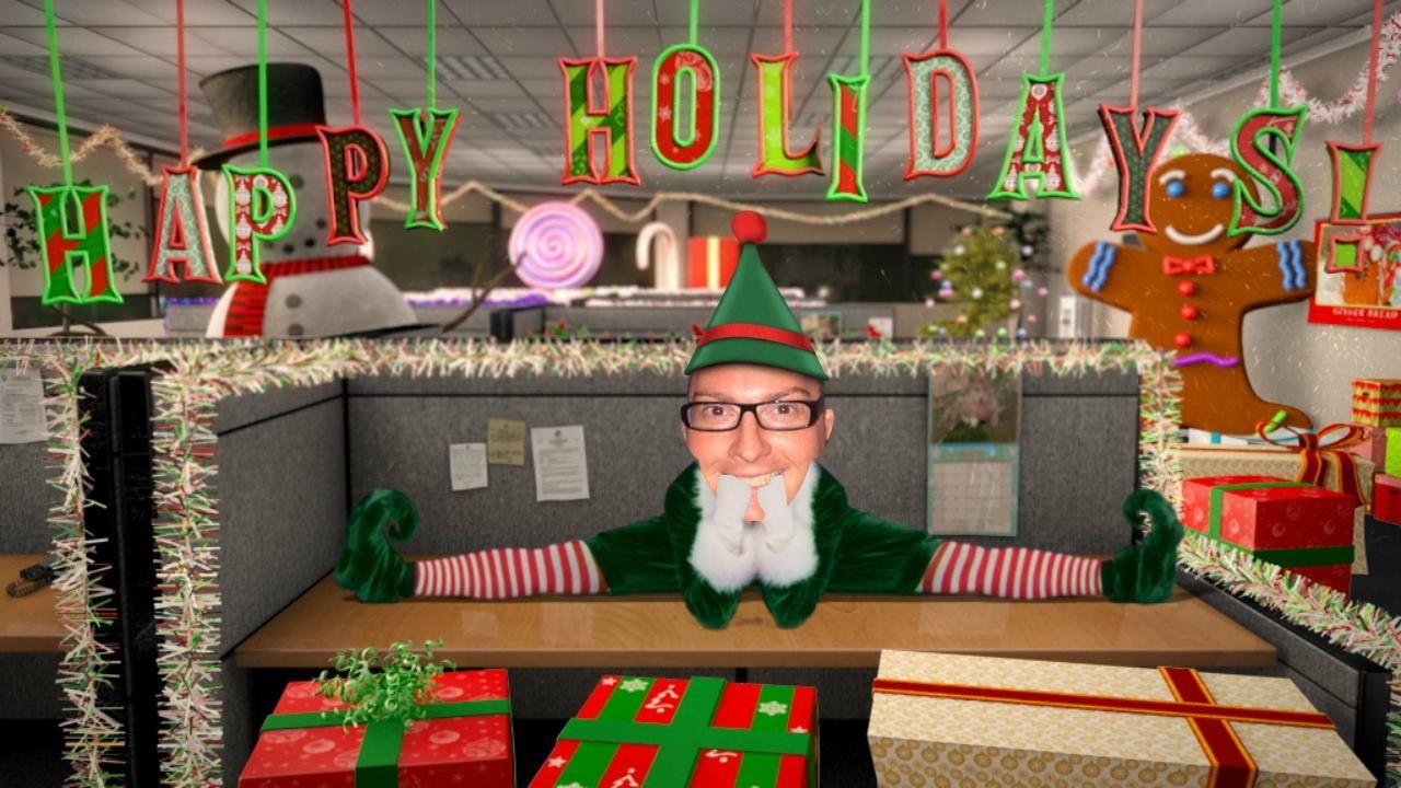 Elfyourself happy holidays christmas elf holiday