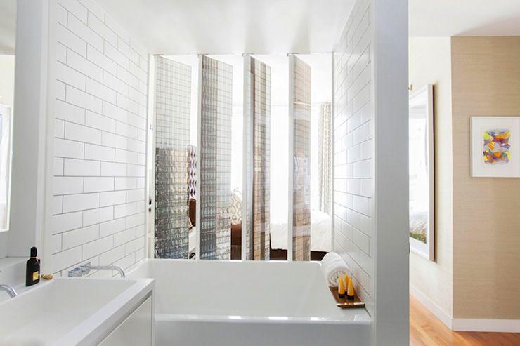 20 Amazing Bathrooms With Subway Tile   Subway tile showers, Tile ...