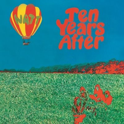 Ten Years After Watt Catalog Music On Vinyl Vinyl