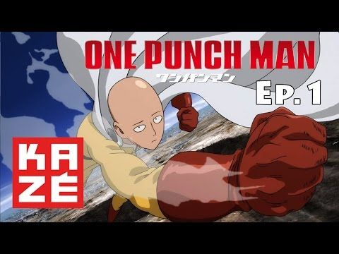 one punch man episode 1 vostfr full hd youtube movies pinterest anime and manga. Black Bedroom Furniture Sets. Home Design Ideas