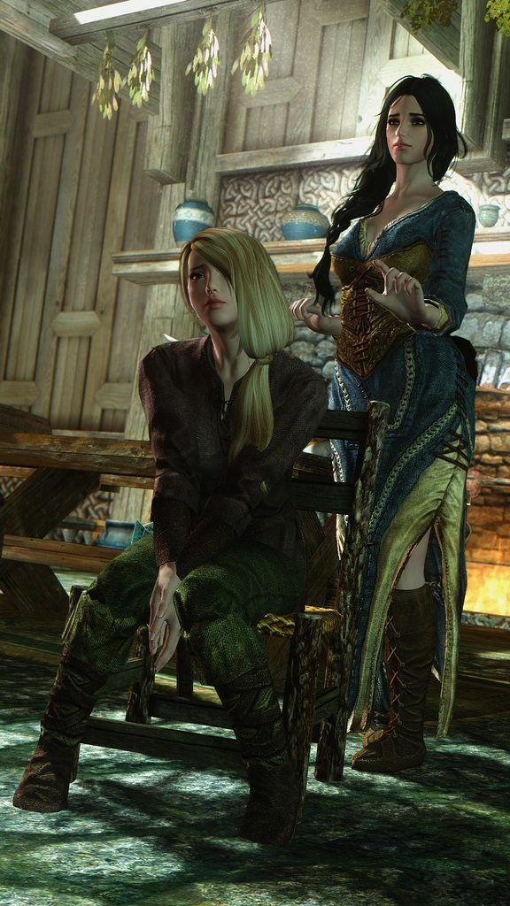 Not in the mood games Skyrim elderscrolls BE3 gaming