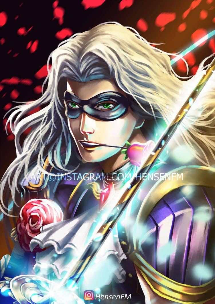 Lancelot Masked Knight Mobile Legends by https://www ...