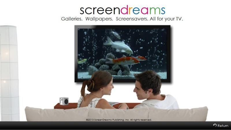 Samsung Screen Dreams Samsung Tvs Tv App Samsung