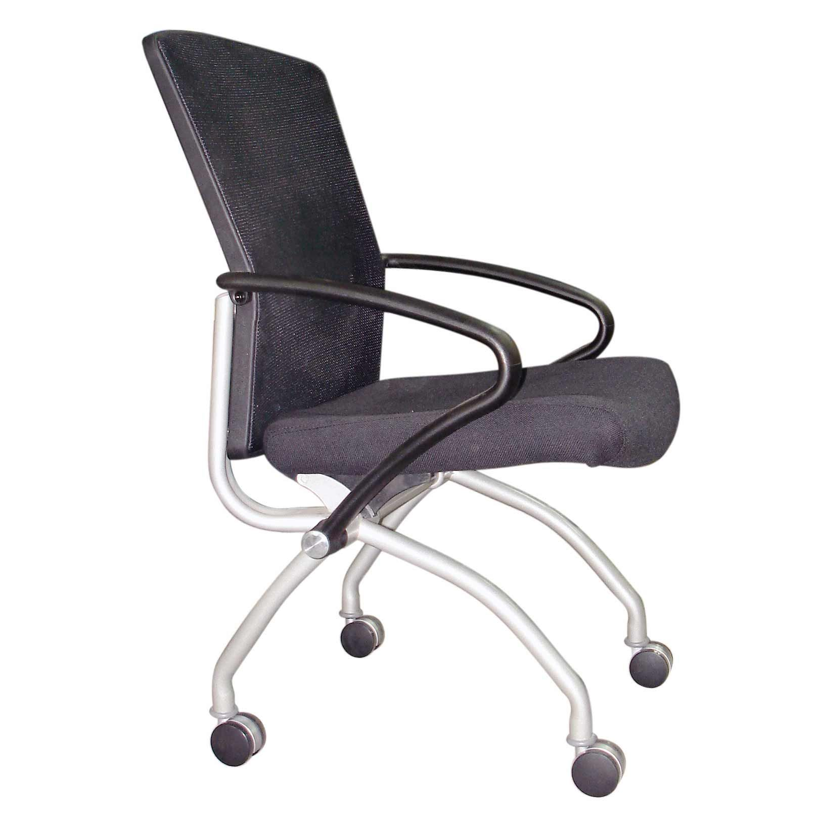Mid Back Big Office Chair With Wheels Office Chair Office Chair Wheels Best Home Office Desk
