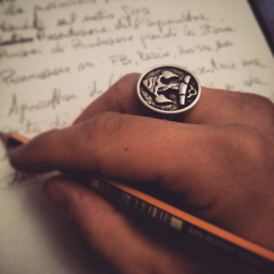 anello Pietro Ferrante.