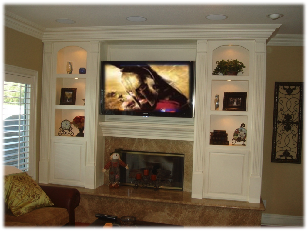 Wall Entertainment Centers With Fireplace Center Clic 5