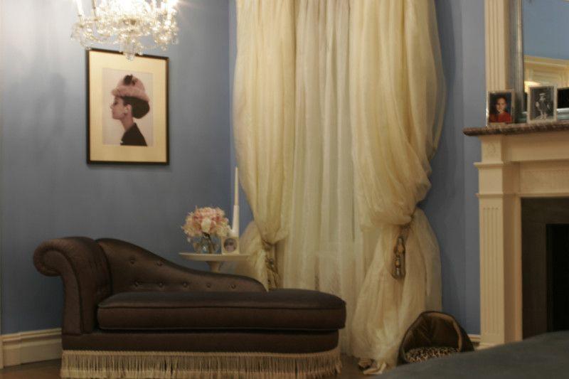 Fantastisch Blair Waldorfブレア(レイトン ミースター)のベッドルーム@ゴシップガールインテリア の画像