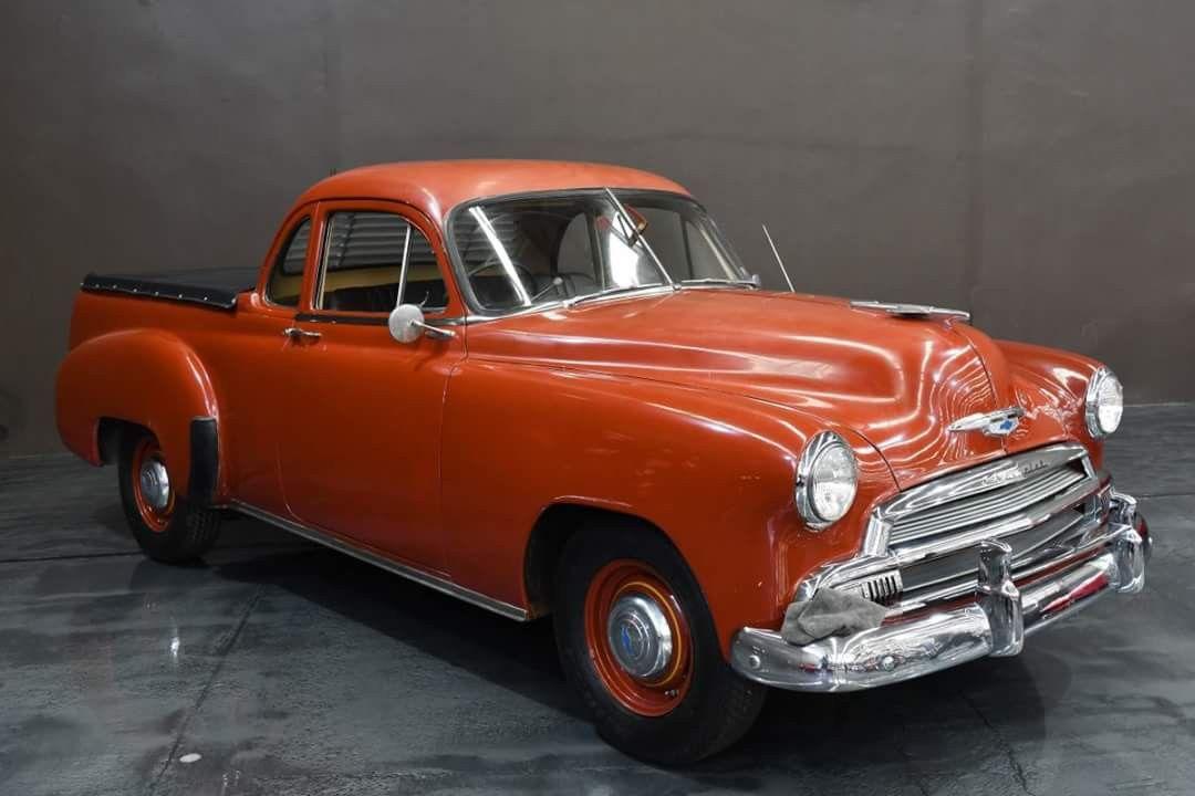 1951 Chevrolet Ute Classic trucks, Classic cars, Car photos