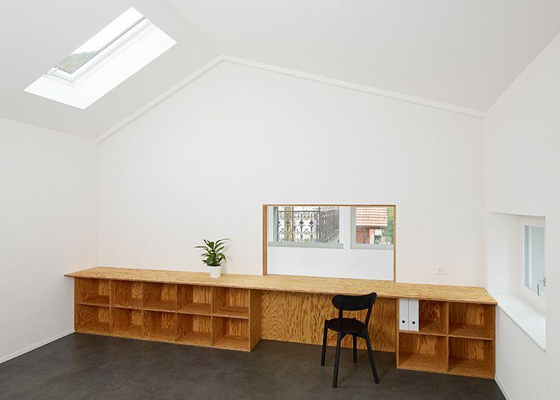 10 X Dagbed : Plywood built in furniture by big game zuhause arbeiten und zuhause